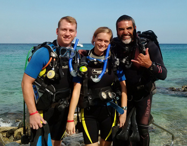 PADI Open Water Diver Certification Cozumel