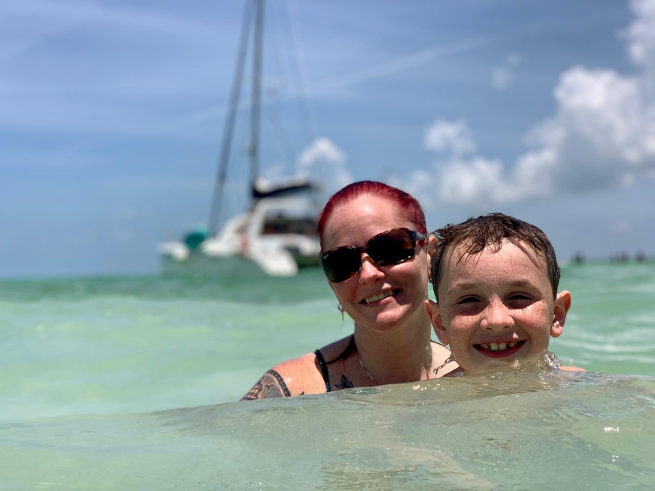 Passion Island + Scuba Diving